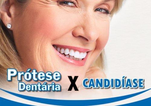 Prótese Dentária x Candidíase